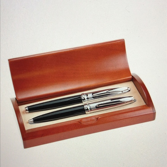 Woodmax Other - Woodmax Executive Ballpoint and Roller Ball Pens